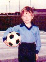 Soccer 1989 - My FIRST YEAR
