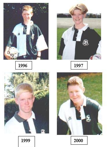 Soccer 1997 to 2000
